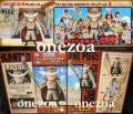 Banpresto One Piece WCF Mega vol.3
