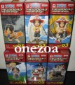 Banpresto One Piece WCF History of Ace