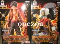 Banpresto One Piece DX The Grandline Men Film Z Vol.1 Luffy Usopp