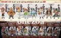 Banpresto One Piece WCF tv Vol.32 Whitebeard Pirates Division Commanders I
