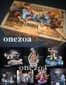 Megahouse One Piece Logbox Impel Down Prison