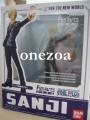 Bandai One Piece Figuarts Zero Sanji (The New World ver.)