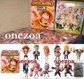 Bandai One Piece Figure Collection FC 26 Film Z (causal)