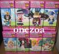 Banpresto One Piece WCF tv Vol.28 The 2 years