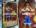 MegaHouse One Piece P.O.P ver.2004 serie I Monkey D. Luffy