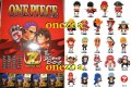 Chara-Heroes One Piece Mini Big Head figure Film Z