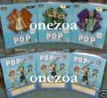 MegaHouse One Piece P.O.P Mild CB-2 Nami Zoro Nojiki