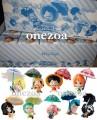 MegaHouse One Piece Petit Chara Land Sky! Parasol ver