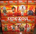 Banpresto One Piece WCF Special Character Development Poll
