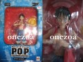 MegaHouse One Piece P.O.P Neo-1 Monkey D. Luffy