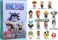 Chara-Heroes One Piece Mini Big Head figure Vol.14 Punk Hazard