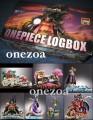 Megahouse One Piece Logbox Marineford II