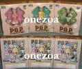 MegaHouse One Piece P.O.P Mild CB-3 Vivi Franky Usopp