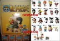 Chara-Heroes One Piece Mini Big Head figure Vol.4 Water Seven