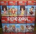 Banpresto One Piece WCF tv Vol.26 Franky Family Galley-La