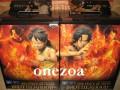Banpresto One Piece DX Brotherhood set of 2 Luffy Ace (Marineford battle)