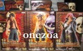 Banpresto One Piece DX The Grandline Men vol.1+2 (Luffy Ace Shanks)