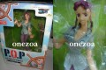 MegaHouse One Piece P.O.P ver.2004 serie IV Bellemere