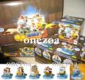 MegaHouse One Piece Yura Yura Wobbling Pirate Ships Collection Vol.2