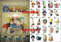 Chara-Heroes One Piece Mini Big Head figure Vol.1 The Grandline