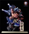 [GK] LOS Leo of Sky Studio: Kabuki 004 (Kaido) Blue 58cm